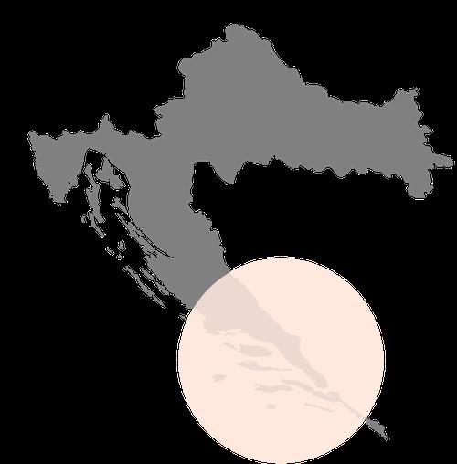 Tour B Dalmatinka